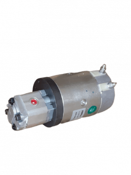 ELETROBOMBA BASCULAMENTO CAÇAMBA JO-009 (2,2kW/24VDC- 3.3 CC)