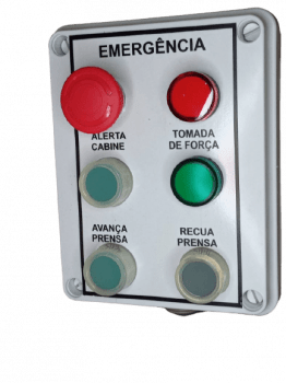 QUADRO DE COMANDO MIKRO DIR - DES 1.29.1.10.0021